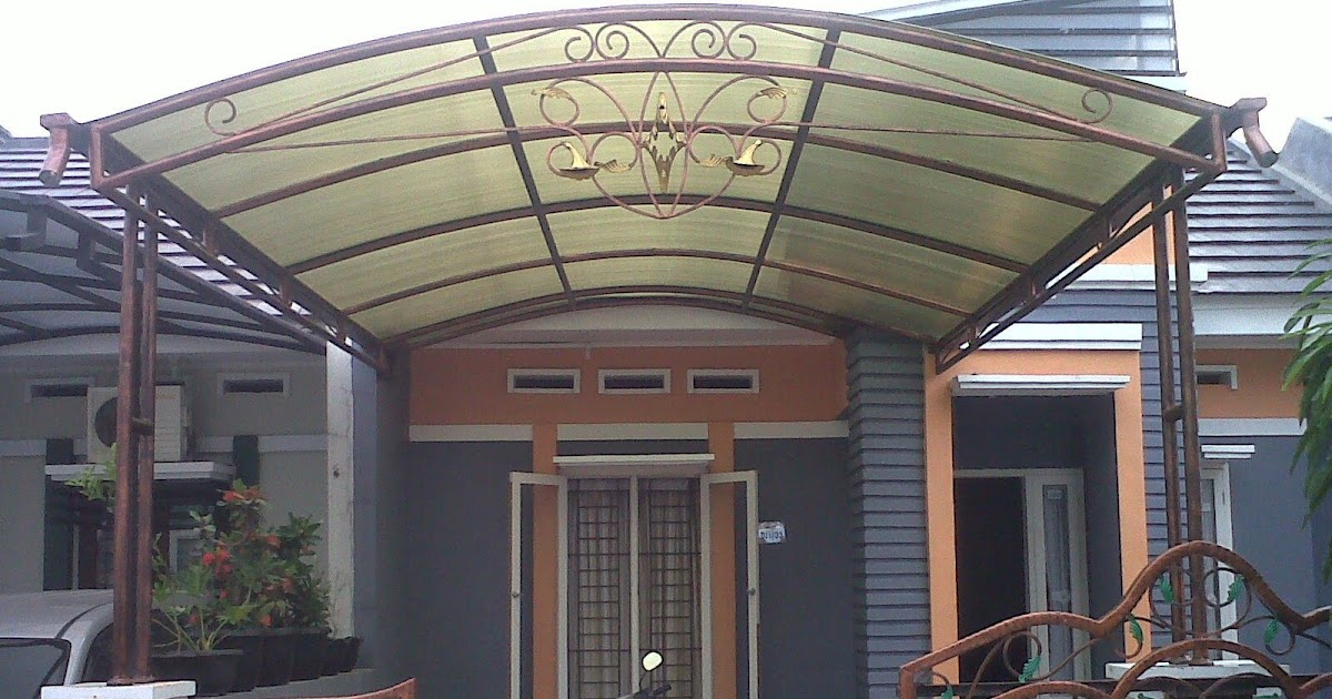 Desain Kanopi Rumah Type 36 - Desain Dekorasi Rumah