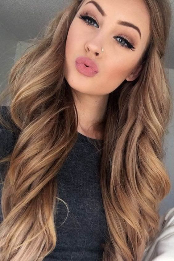 Light Brown Hair Color Shades to Look Gorgeous - Fashion Daily