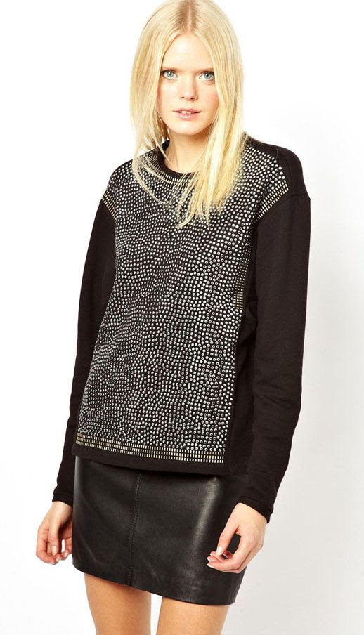 LE FASHION IMAGE BLOG JUST FEMALE STUDDED SWEATER 7 photo LEFASHIONIMAGEBLOGJUSTFEMALESTUDDEDSWEATER7.jpg