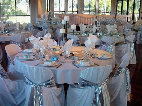 25 Silver Wedding Decorations Ideas   Wohh Wedding
