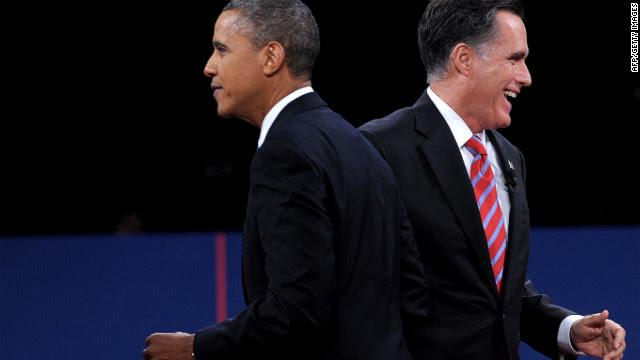 Fotos: o último debate presidencial