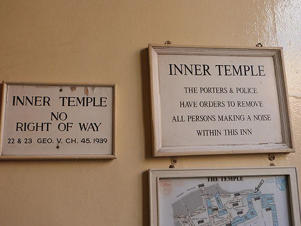Inne temple VS noises