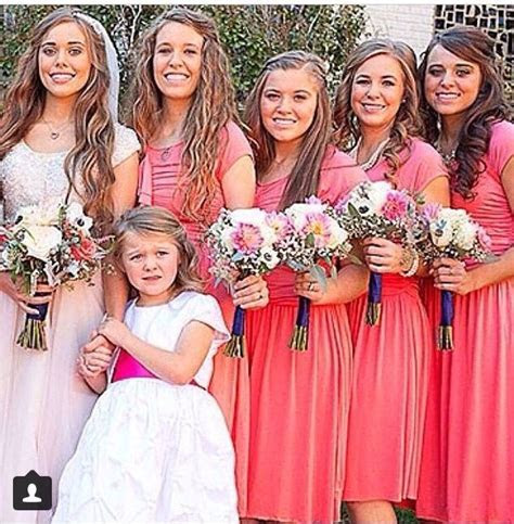 Pin by Jessa Seewald on Wedding Photos   Duggar girls