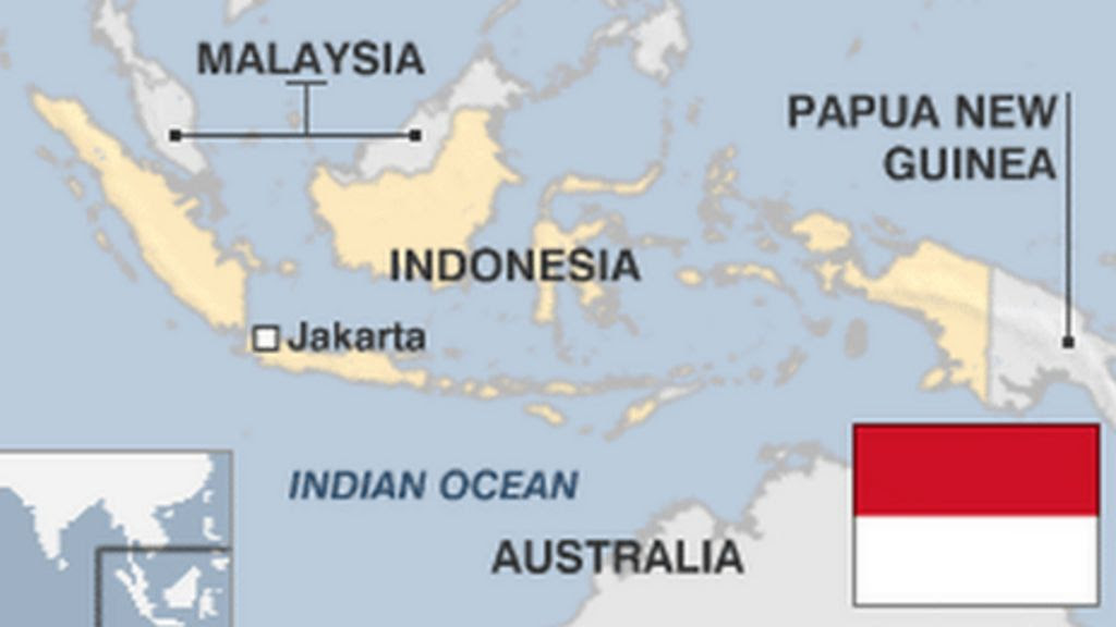 Indonesia country profile  BBC News