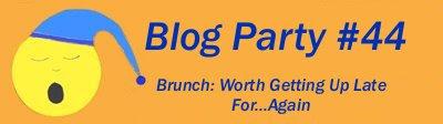 Blog Party brunch again
