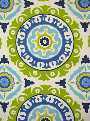 Solar Flair Lime Indigo