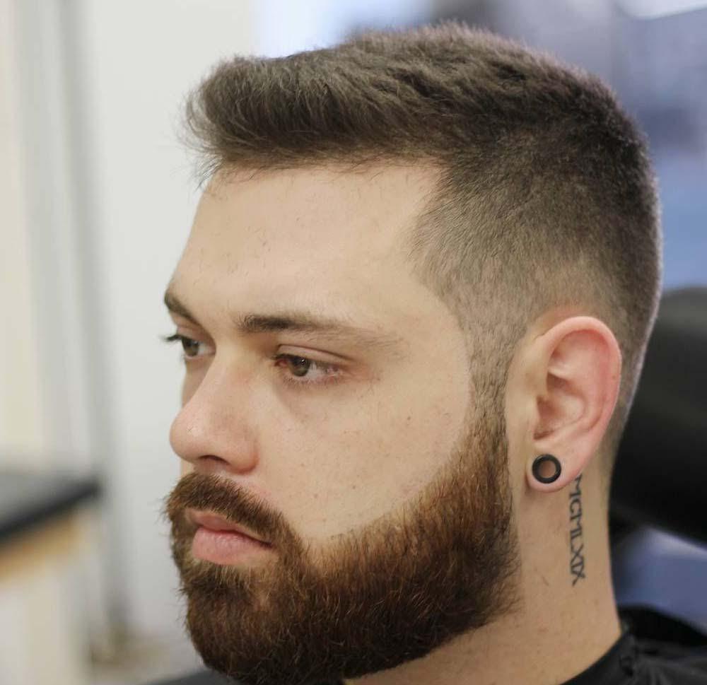 Astonishing Beard Styles For Men With Short Hair 2018 Mens