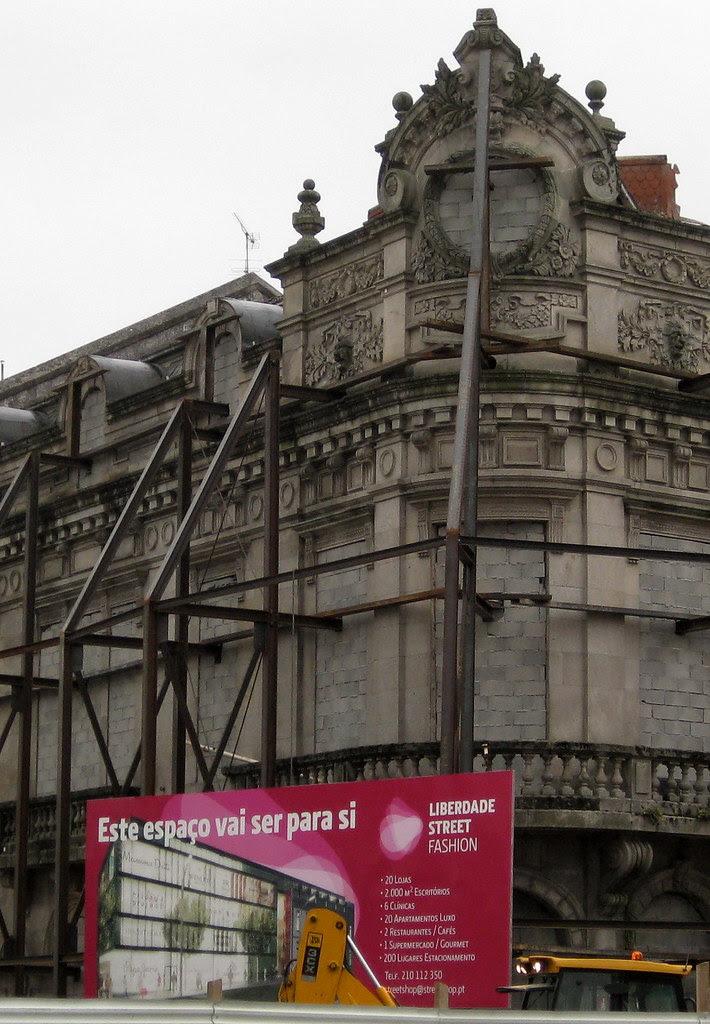 Braga, Estação dos Correios