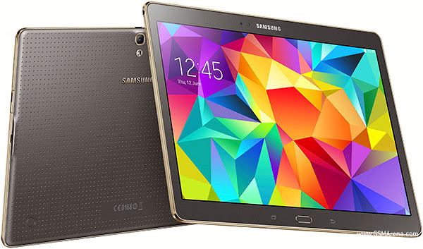 T-Mobile's Samsung Galaxy Tab S 10.5 gets Lollipop too
