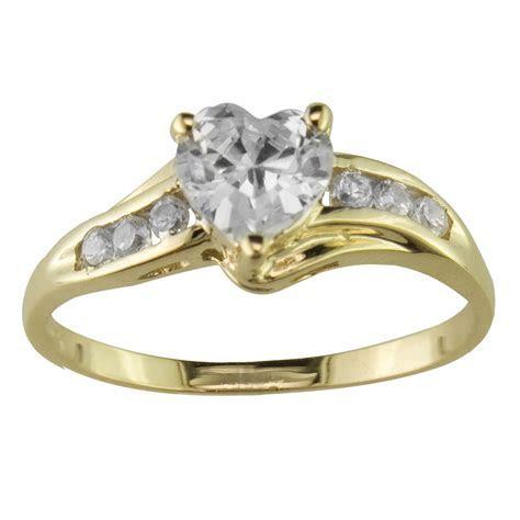 Rings: Cubic Zirconia   Kmart