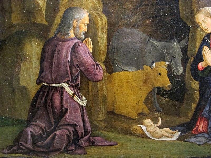 Antoniazzo romano, natività, 1480-90 ca. 02.JPG