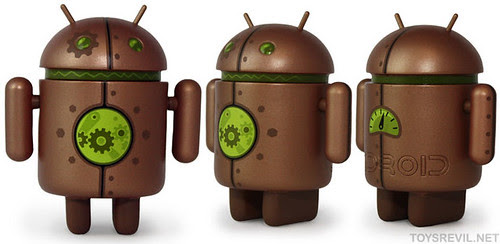 ANDROID-GOOGLE-COPPERBOT