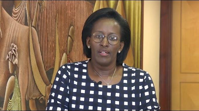 Ubunyarwanda busumba ibindi byose duhuriyeho - Jeannette Kagame #Rwanda #RwOT via @kigalitoday #rwanda #RwOT