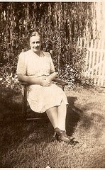 Bessie Blakely Bolt - mom's mother