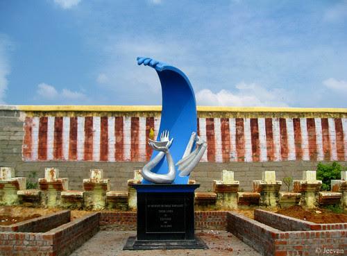 In memory of Tsunami victims!