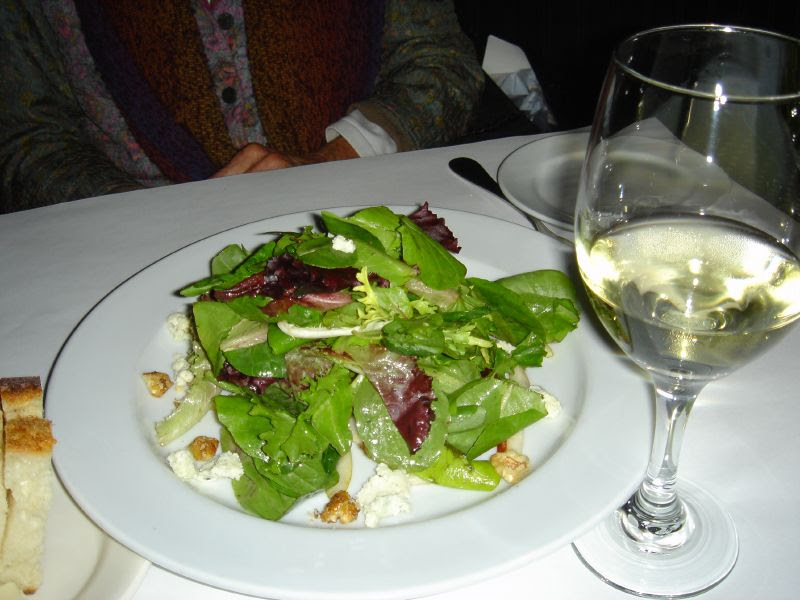 Field Green Salad