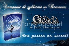 """Campanie de publicare """"Cicada""""!"""