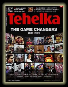 TEHELKA The Game Changers 2000 | 2009