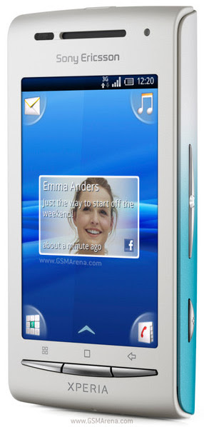 Sony Ericsson Xperia X8 TouchScreen Android SmartPhone 3.2 MP wi-fi Images/Pictures