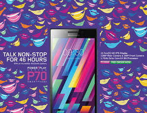Lenovo P70 goes on pre-order in India at Rs 15,999