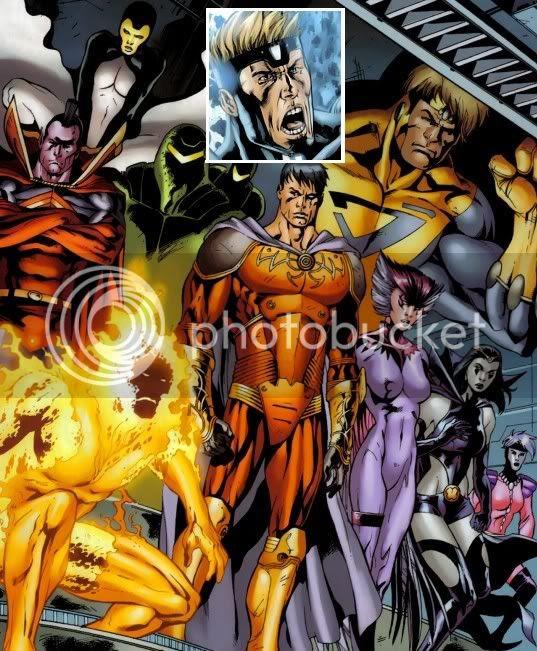 X-Men: Emperador Vulcano