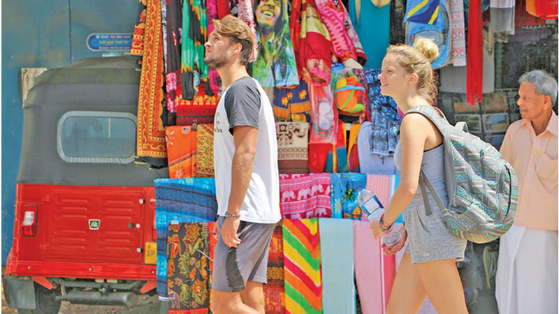 Increasing tourist arrivals, a boon to the economy.