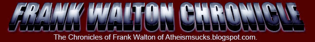 Frank Walton Chronicle
