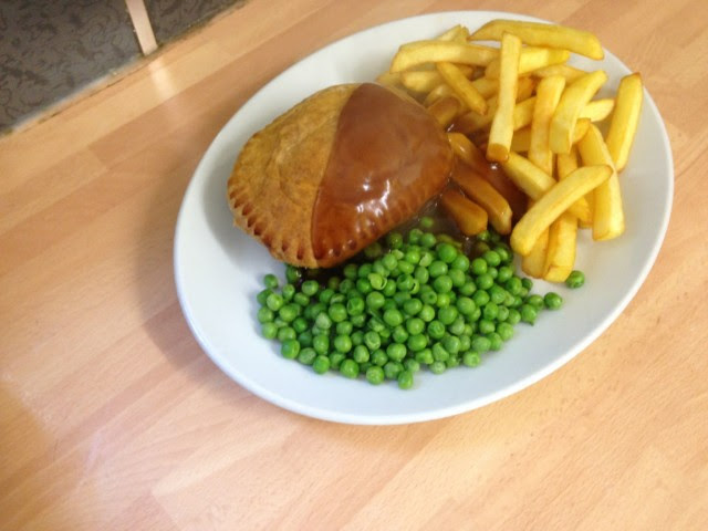 Homemade Steak Pie | The Singing Kettle Cafe - Whitby