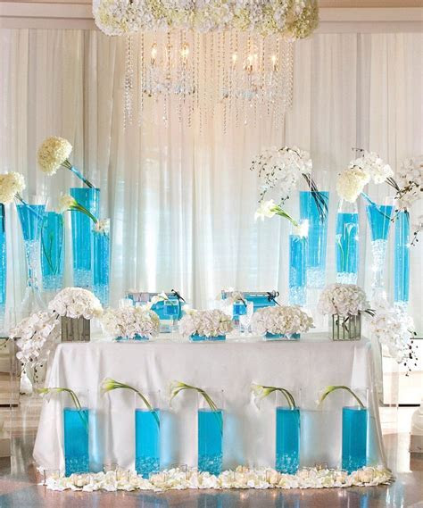 turquoise wedding decoration for 2016     Decor ? Image
