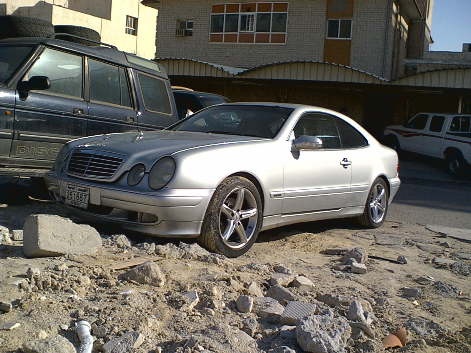 2001 Mercedes-Benz CLK-Class - Pictures - CarGurus