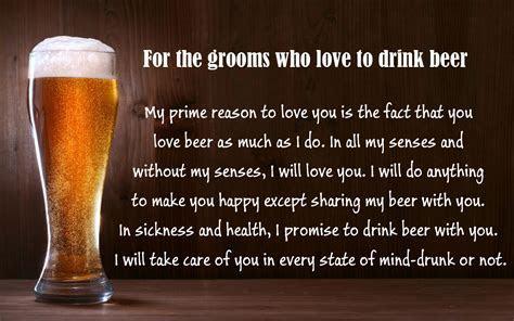 10 Funny Groom Wedding Vows
