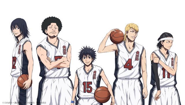 Ahiru No Sora Basketball Manga