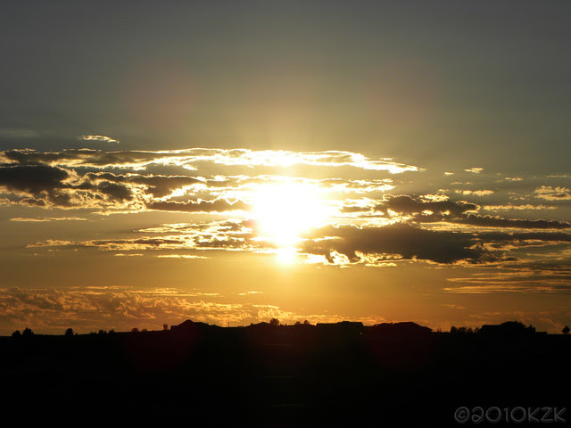 DSCN6676 14 SEP 10 sunset
