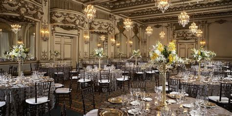 The Fairmont San Francisco Weddings   Get Prices for