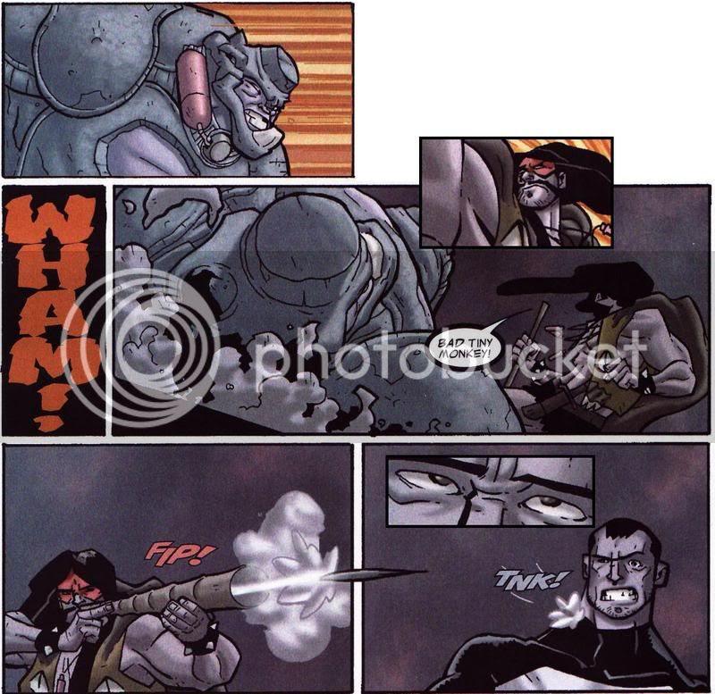 Justiceiro vs Kraven