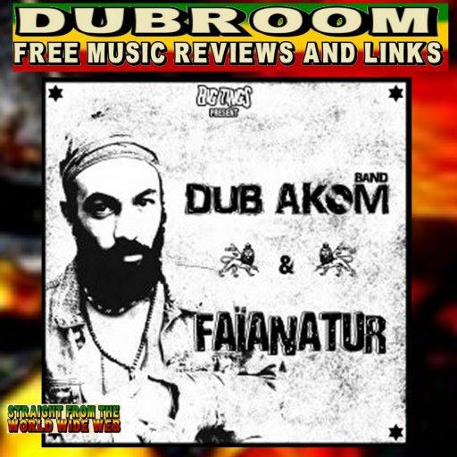 DUB AKOM AND FAIANATUR - EP