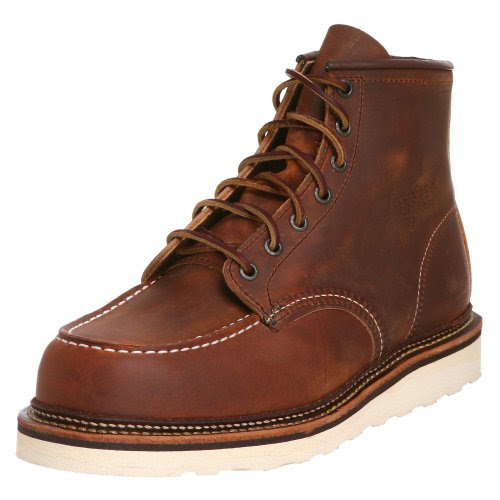 Red Wing Shoes Men's 1907 Classic Lifestyle Boot,Copper,10.5 D US