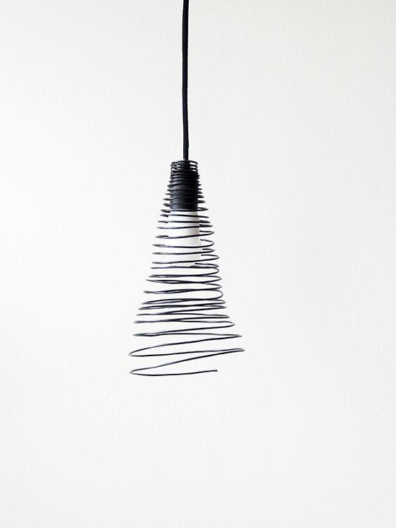 Recopilacion de 15 lamparas DIY (mas faciles de lo que parecen)