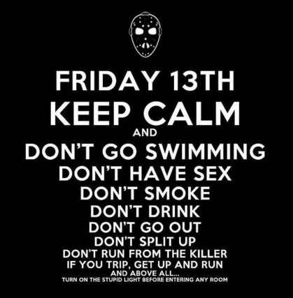 Friday The 13th Quote Pictures Photos And Images For Facebook