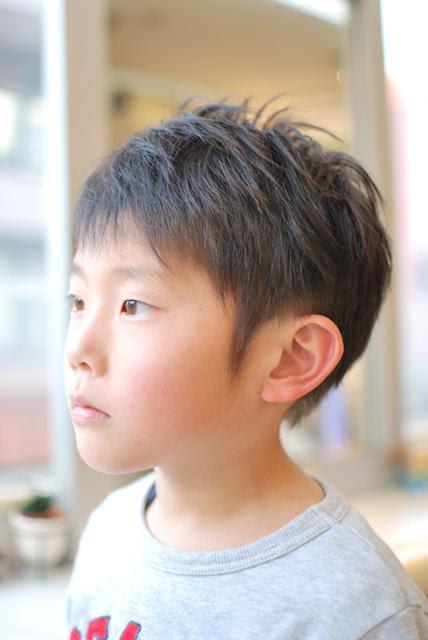 2016男の子 ツーブロック髪型集(ヘアスタイル 子供 こども  - 小学生 男の子 ヘアスタイル
