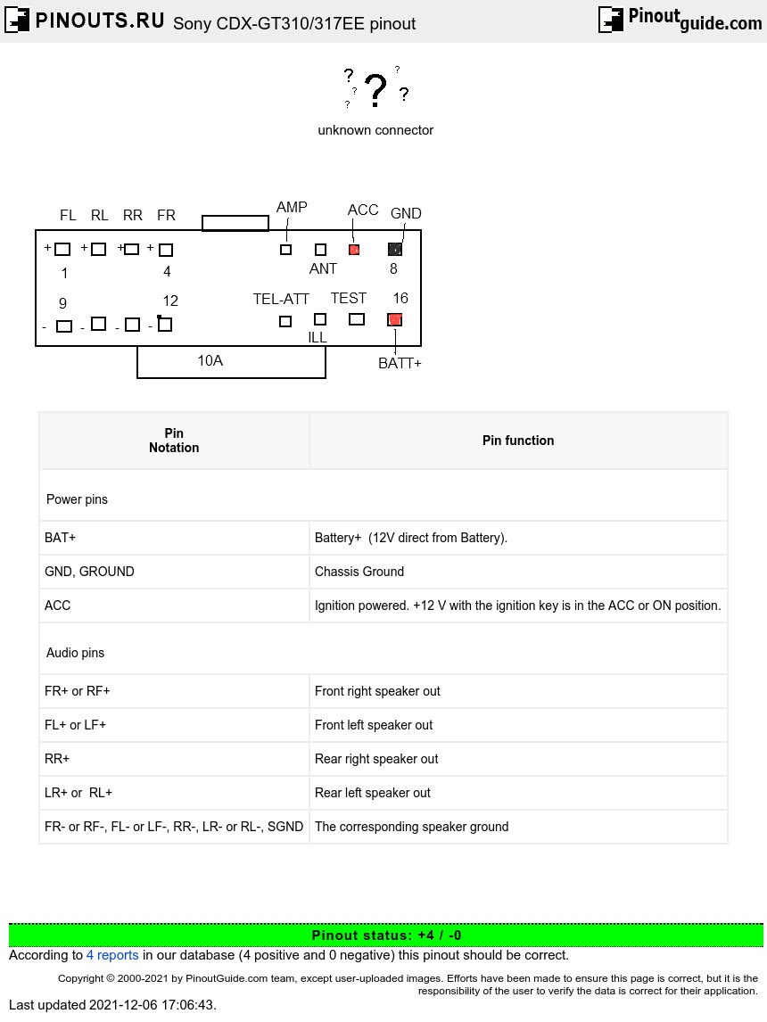 Sony Cdx Gt630Ui Wiring Diagram from lh5.googleusercontent.com