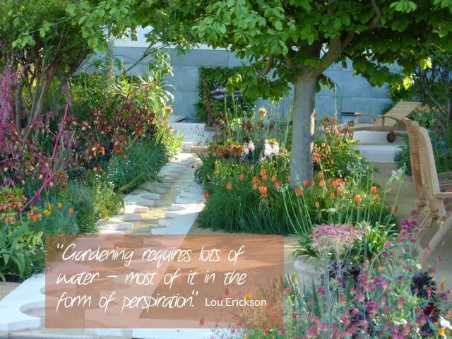 Quotes About Gardening. QuotesGram