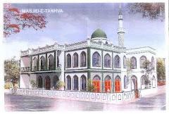 Help to build a new Masjid in Karaikal Ganapathi Nagar