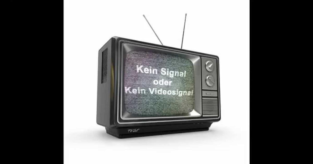 Fernseher Kein Signal Kabel