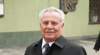 Умер экс-глава Минсельхоза Александр Назарчук