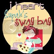 Supah Mommy's Swag Bag