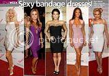 Style Verdict: Bandage Dresses