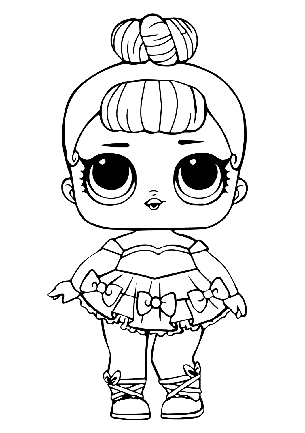 Coloring Lol Videos How To Draw Lol Surprise Dolls Coloring