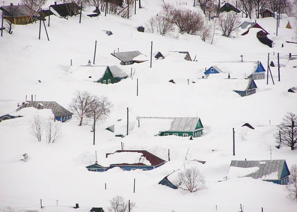 Oymyakon: το πιο ψυχρό κατοικημένο μέρος του πλανήτη