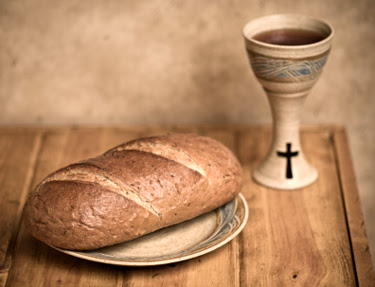 St Petes Rock The Holy Communion